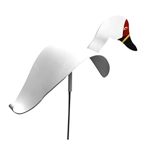 Ncenglings Swirl Bird Wind Spinner...