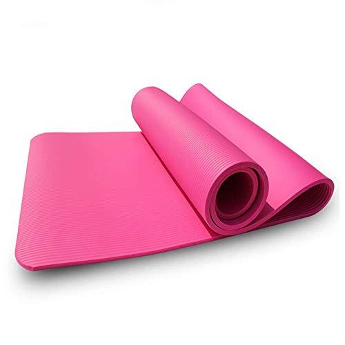 ZMY - Tappetino da yoga in TPE, ecologico, antiscivolo, per fitness, yoga, pilates e ginnastica