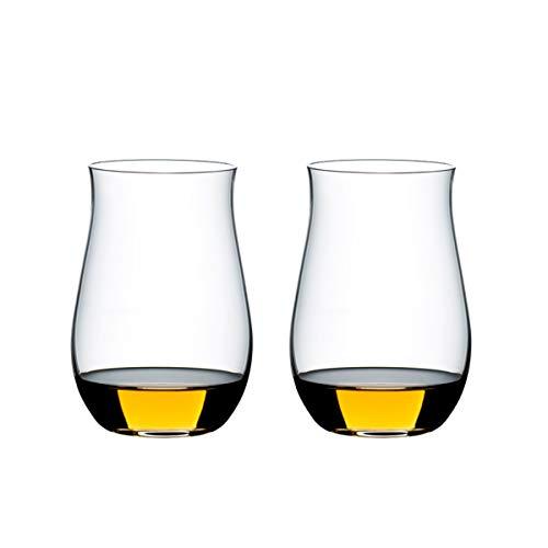 Riedel O Wine Tumbler Cognac Glass, Set of 2, Clear