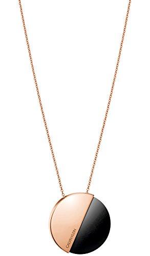 Calvin Klein Collar con colgante Mujer acero inoxidable - KJ8RBN140100