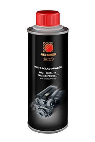 Metabond ECO additivo per olio motore antiattrito antiusura per motori BENZINA DIESEL E GPL
