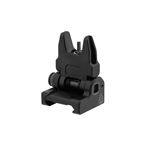 UTG ACCU-SYNC Spring Loaded Flip-up Front Sight , Black