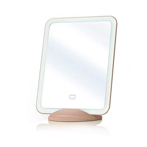 Leeslamp bedlampje tafellamp bureaulamp tafellamp draagbare oplading gratis make-up spiegel kan met mobiele telefoon make-up gevuld licht ledlicht worden opgehangen