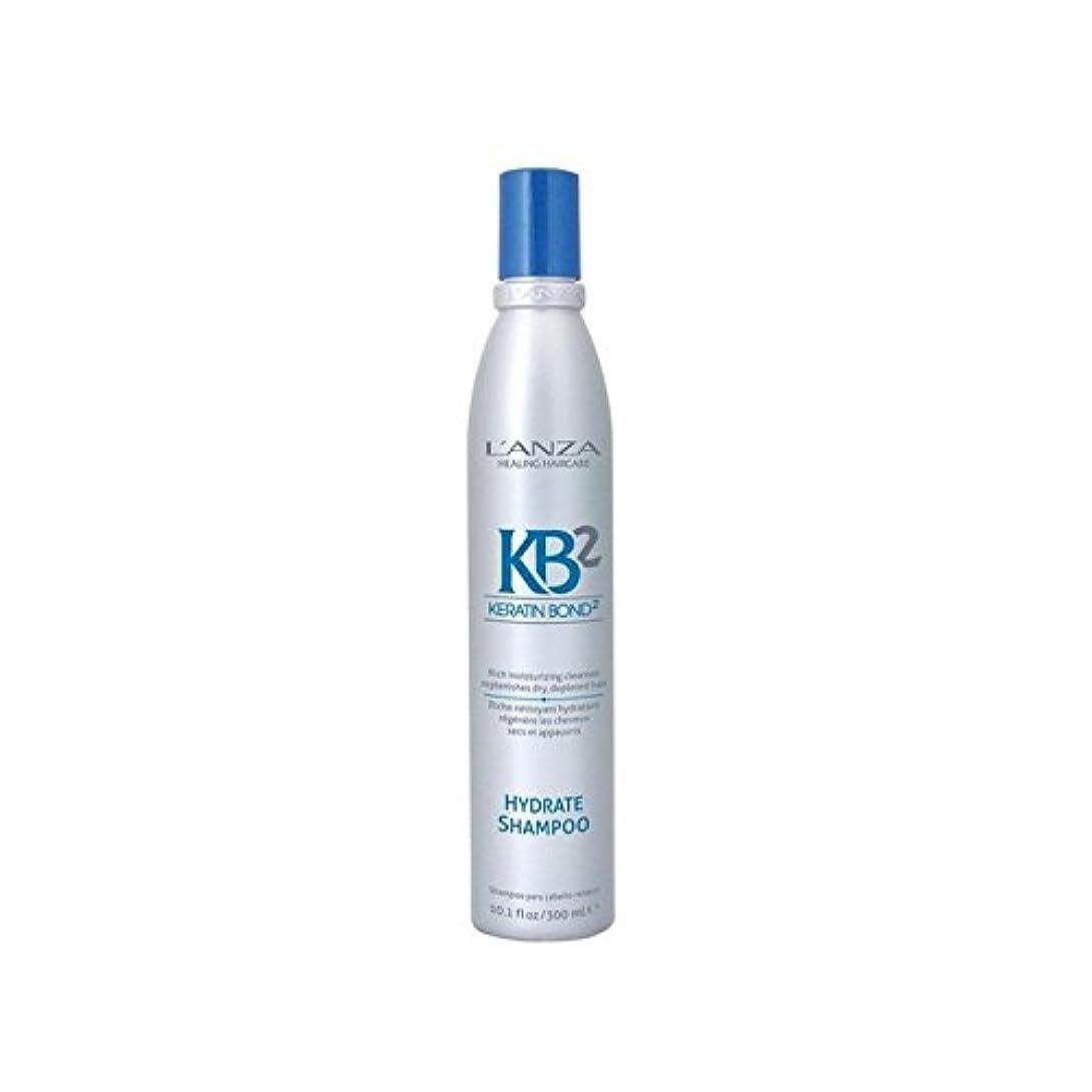 ボウルブランデーちなみにL'Anza Kb2 Hydrate Shampoo (300ml) - アンザ2和物シャンプー(300ミリリットル) [並行輸入品]