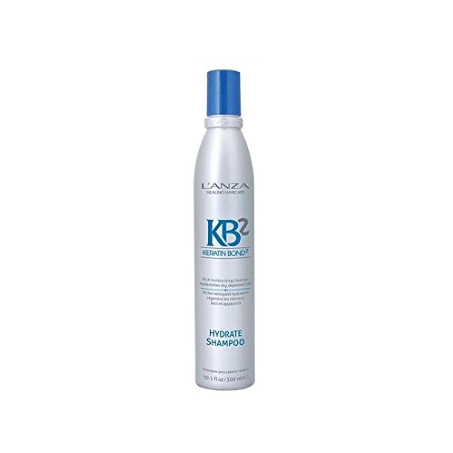 またマティスマリナーL'Anza Kb2 Hydrate Shampoo (300ml) (Pack of 6) - アンザ2和物シャンプー(300ミリリットル) x6 [並行輸入品]