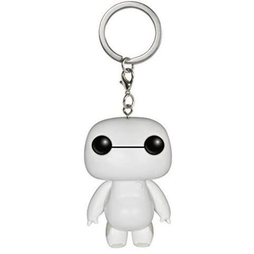 Amazon.com: Funko Pocket Pop Keychain: Disney Nursebot ...
