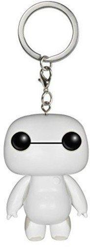 Funko 020376 Schlüsselanhänger Figur Disney: Nursebot Baymax