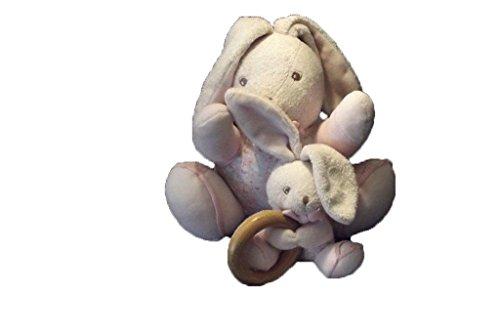 Kaloo–Doudou Kaloo conejo musical y Bebe Flor Azul Liberty–3131