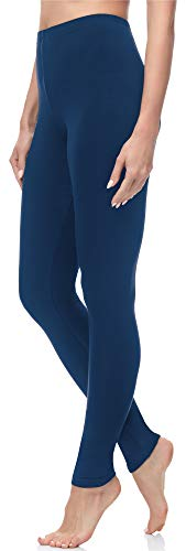 Merry Style Mallas Largas Leggins Mujer MS10-263-172 (Negro, XXL)