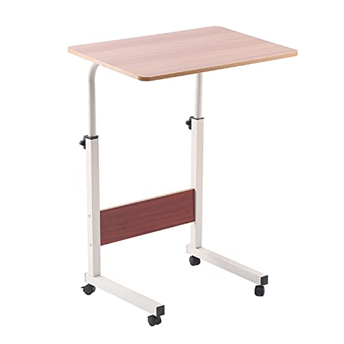 Cajolg Mesa auxiliar de escritorio de oficina para el hogar, oficina, cama, sofá, mesa de comedor, mesita de noche, apta para diferentes personas,