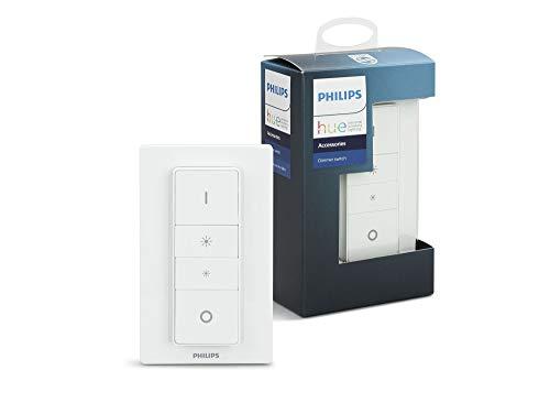 Philips 8718696743157 Nomadic Fernbedienung Lichtdimmer Kunststoff / Kunststoff Weiß 7 x 1, 5 x 11