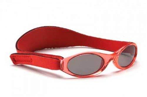 Lunettes de Soleil Baby Banz 0-2 ans - Rouge