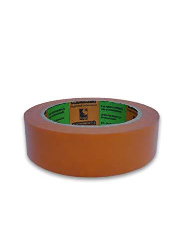 Barnier 6095 Putzerband Winter 30 mm x 33 m Schutzband PVC-Schutzband Klebeband Barnier Winterband