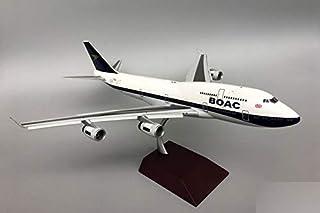 GeminiJets 1/200 完成品 イギリス BRITISH AIRWAYS BOAC B747-400 G-BYGC ダイキャスト 航空機モデル