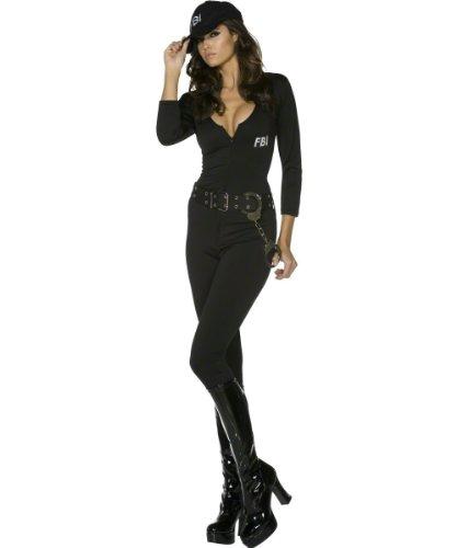 Balloon Express S.R.L, FBI-Agent SEXY Kostüm M