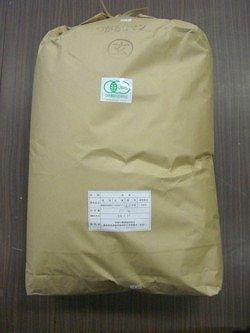 ときわ村契約栽培米(つがるロマン) 玄米 30kg※自然農法米