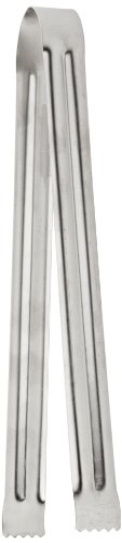Benchmark 67001 Stainless Steel Hotdog Tong, 9' Length x 6' Width