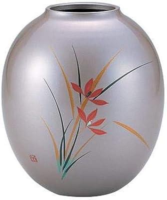 竹中銅器 花器 - -