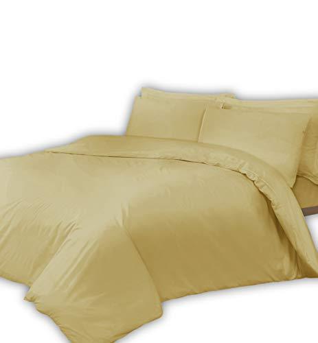 Sbana bajera ajustable Divine Textiles de 400 hilos, extra profunda, 40 cm, 100% satn de algodn egipcio, Blanco, Emperor