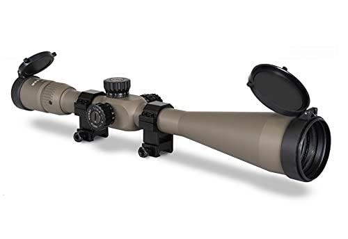 Monstrum G3 8-32x56 First Focal Plane FFP Rifle Scope with...