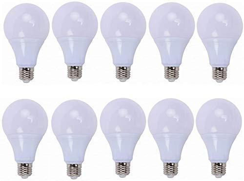 Bombillas LED 10 piezas 12V 24V Bombillas LED E26 E27 12vdc 24vac Bombillas de bajo voltaje Edison AC DC Tornillo Bombillas de luz para la iluminación solar fuera de la red Barco marino RV 12v 24v Pa