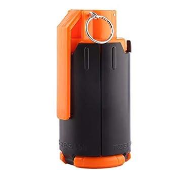 Aevdor Tactical G renade Plastic Toy-Grenade for CS Battle Game