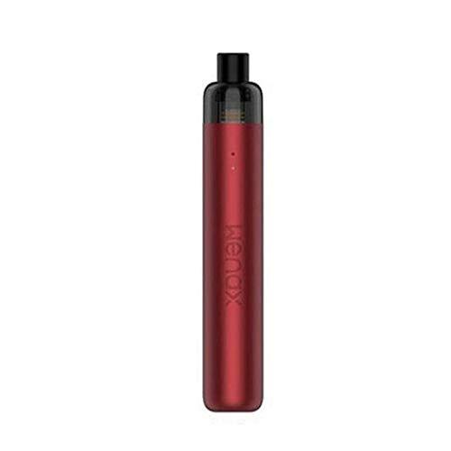 Originale GeekVape Wenax Stylus Pod Kit 1100mAh Batteria Vape Pen Cartuccia da 2ml con G Coil 1.2ohm 0.6phm sigaretta elettronica Vaporizzatore Devil Red
