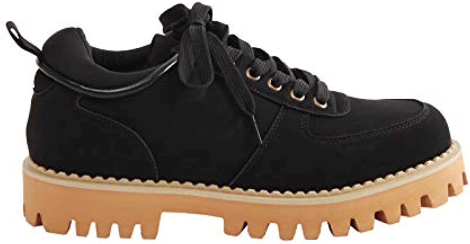 LOVDRAM Boots Men's Autumn And Winter Models Low shoes Casual Handsome Men'S shoes Men'S Martin Boots