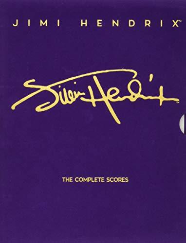 Jimi Hendrix The Complete Scores