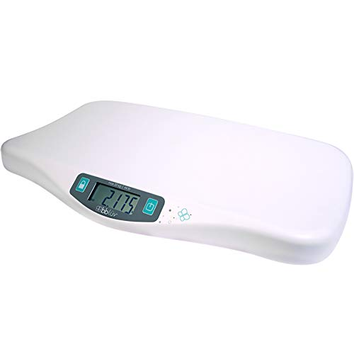 bblüv  Kilö  Precise Digital Baby Scale for Infants up to 44 lbs