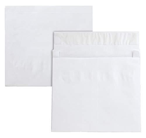 QualityPark Tyvek Open Side Envelope, 10 x 13 x 2 Inches, Pack of 25 (R4611)