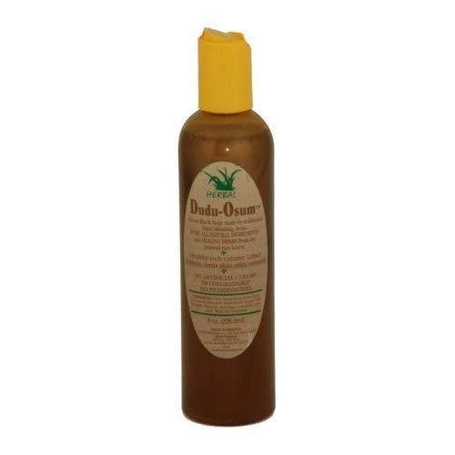 Dudu-Osun Liquid African Herbal Black Soap (100% Pure)