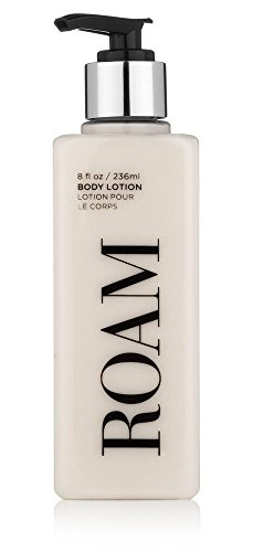William Roam Body Lotion – Cruelty-free, Vegan, American-made – Ideal Moisturizer, Silky Finish Perfect for Women and Men, All Skin Types, 8oz