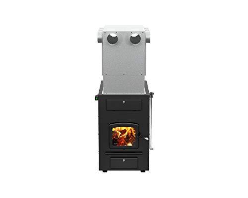 Drolet Heat Commander Medium 2020 EPA Certified Wood Furnace-310,000 BTU-2,500 sq.ft, Model# DF02003
