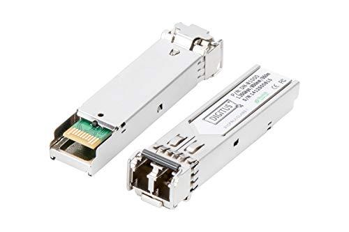 DIGITUS Professional DN-81000 SFP Modul LWL-LC Duplex, Multimode, 850 nm