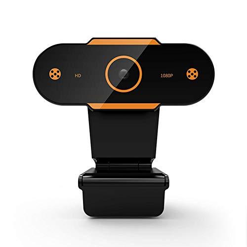 Teabelle 2K Webcam Full HD 1080P Web Camera per PC USB Webcam with Microphone Auto Focus Webcam