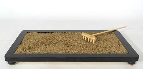 Sabbia di fiume 0/3 mm. - busta 5 lt.