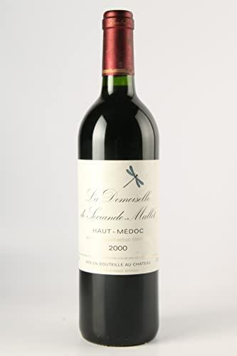 LA DEMOISELLE DE SOCIANDO MALLET 2000 - Second vin