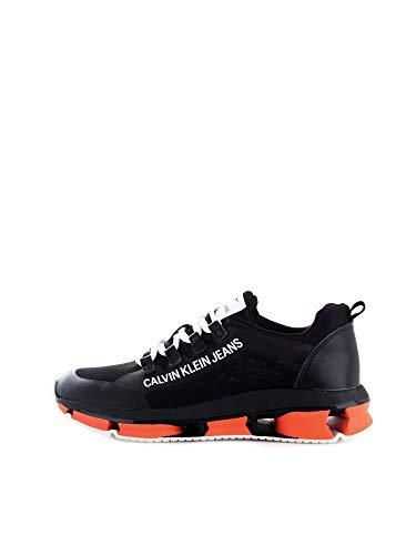 Calvin Klein - Zapatilla Calvin Klein Leory - S0590 - Negro, 43