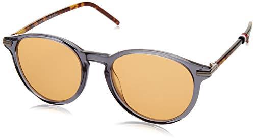 Tommy Hilfiger TH 1673/S gafas de sol, GRIS, 50 para Hombre