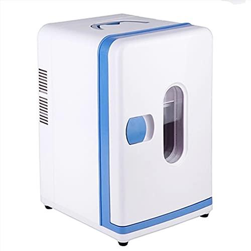 12 L FrigoríFico PequeñO HabitacióN, Mininevera, eléctrico refrigerador caja fría calentador, para Viajar y Acampar Color Negro