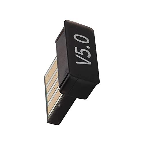 Eulbevoli Receptor Bluetooth inalámbrico, Adaptador Bluetooth DC5V de 3 Mbps Compatible con Varios Idiomas Rendimiento Estable para teléfonos móviles Auriculares inalámbricos