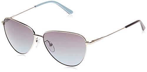 Calvin Klein Ck19103s, Gafas para Mujer, Silver, Estándar