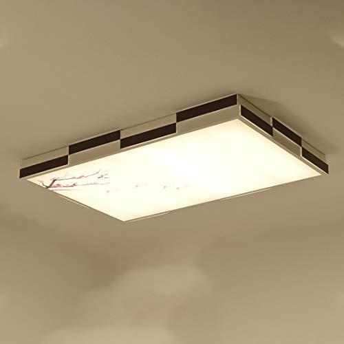 HELELE LED acryl plafondlamp plafondlamp voor woonkamer slaapkamer keuken balkon gang (met lichtbron)