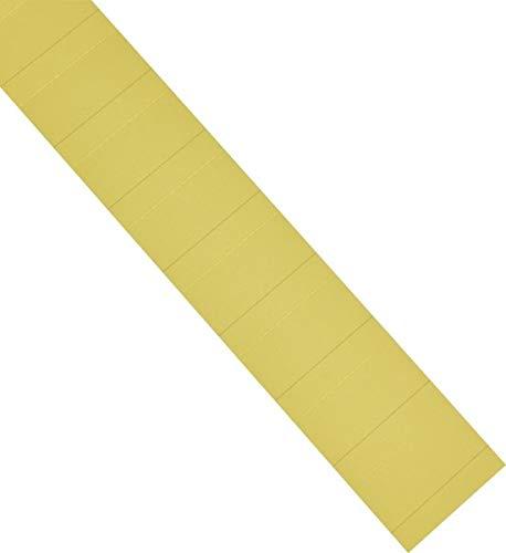 Einsteckkarten für Steckplaner gelb / 60mm, Sie erhalten 90 Stück