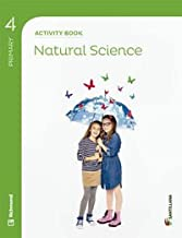 NATURAL SCIENCE 4 PRIMARY ACTIVITY BOOK - 9788468027524