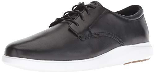 Cole Haan Herren Grand Plus Essex Wedge Oxford Sneaker, Schwarz (Black/Optic White Black/Optic White), 41.5 EU