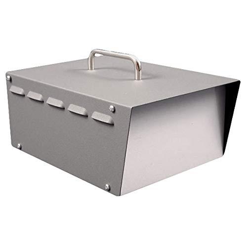 Hammond Enclosure Instrument Steel Import 518-0910 - Grey Branded goods