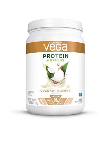 Vega Protein and Greens, Plant Based Protein Powder Now $13.05 (Was $24.99)