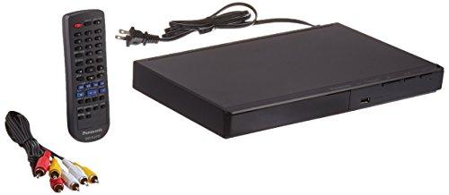 Panasonic All Multi Region Code Zone Free PAL/NTSC DVD Player for 0, 1, 2, 3, 4, 5, 6, 7, 8, 9 PAL NTSC ANY TV. 110 220 Volt Dual Voltage, USB Port